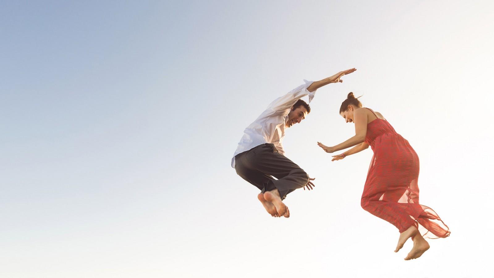 Сонник прыгает