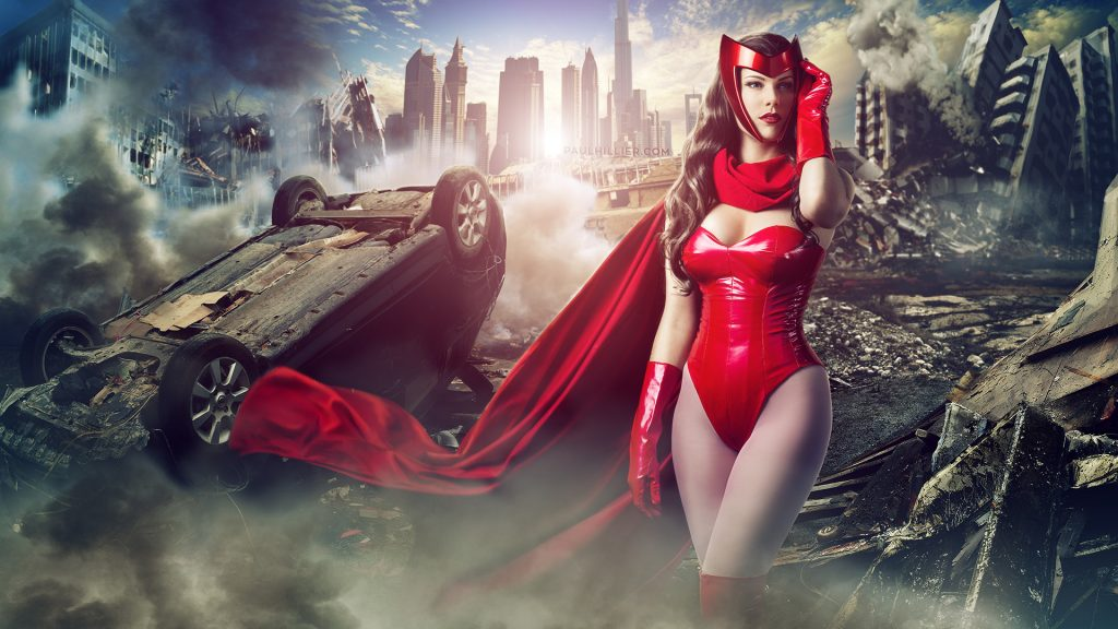 Scarlet Witch 1920X1080
